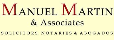 Manuel Martin & Associates, Solicitors in London